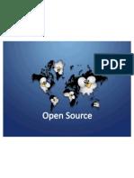 Open Source - A revolução tranquila!