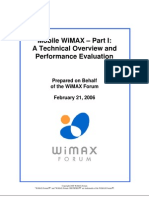 06817 52RD Mobile WiMAX - Part I a Technical Overview and Performance Evaluation. Decryped
