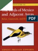Guia de Aves de Mexico