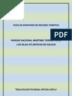 FICHA INVENTARIO RECURSO TURÍSTICO NATURAL PAISAJÍSTICO