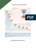 Ficha de Trabalho Sobre a Datação Radiométrica