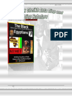 cheikh anta diop two cradle theory