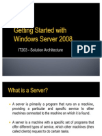 01 Introduction to Windows Server 2008