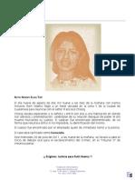 Reseña en el caso del asesinato de Ruth Noemy Elias Top