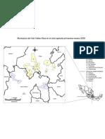 Mapa Valles Altos