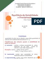 equilibrio_solubilidade_2011_UFRPE
