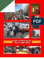 FDNY Strategic Plan 2009 2010 Final