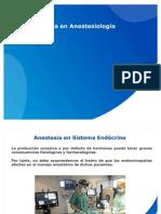 Endocrinologia en Anestesiologia