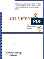 Taylane - Gil Vicente