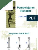 01 Belajar Rekoder