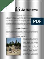 FOLLETO TURÍSTICO ALCALÁ DE HENARES