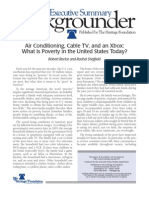 Heritage Foundation Poverty PDF