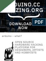 Arduino Einfuehrung SchulzeDaniel SS2010