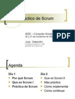 2007-Metodología Agil scrum
