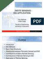 Ch.15 Application GIS