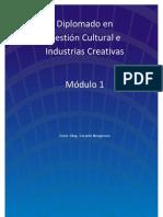 Modulo 1 Las as Culturales y Creativas
