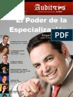 Revista Auditorios #05 | El Poder de la Especialización