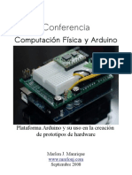 Conferencia Computacion Fisica Brochure