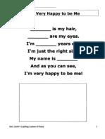 Lirette's Poetry Book