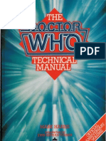 Doctor Who technical manual