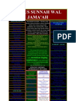 Ahlus Sunnah Wal Jama