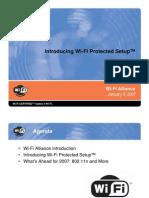 news 128 Introducing Wi-Fi Protected Setup