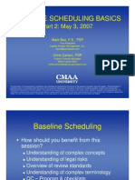 Baseline Scheduling Basics - Part-2