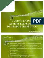 Young Living Aceites Esenciales