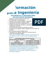 Información Para Ingeniería