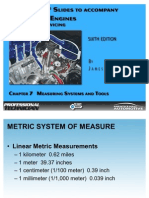 At 41 Ch 7 Measuring Systems and Tools