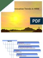 Innovative Trends in Hr