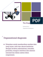 2. the Diagnostic Phase in OD