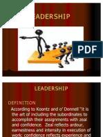 21903222 Leadership PPT