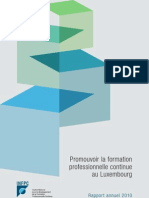 INFPC - Rapport Annuel 2010