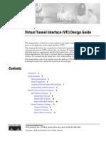IPSec VTI Design Guide
