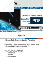 CDM Qx Presentation