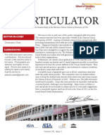 The ASB Articulator Vol 8 Iss 2