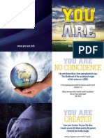 YOU ARE - The ebook tract about God,  Jesus Christ, the Bible, Faith and YOU