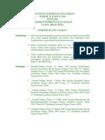 Pergub No. 24 Tahun 2006 Tentang Pedoman Pembentukan Bumdes