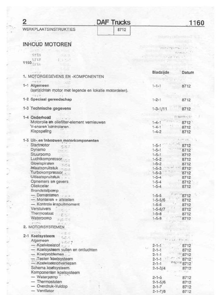 Daf_1160 User Manual
