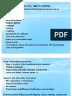 Efb Social Factors