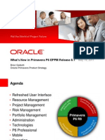 iPhone App Oracle's Primavera P6