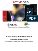 A Mobile Voice