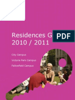 Residences Guide 10-11 (Shaw Trust)[1]