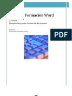 Documento de Curso de Formación