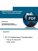 Transforming Data Center Core With Dce Cisco Nexus