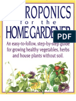 Hydroponics for the Home Gardener The Poet 007512
