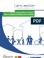 New Neighbour Hoods and Mobility