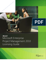 Project 2010 Licensing - Licensing Guide (1)