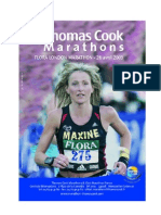 Brochure Thomas Cook Londres